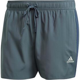 adidas 3S CLX Versatile Shorts Men, blue oxide/crew navy